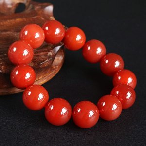 The story of red agate